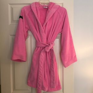 Lacoste Intimates & Sleepwear - Lacoste Hooded Terry Robe EUC